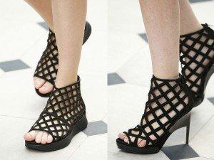sandale la moda vara 2016