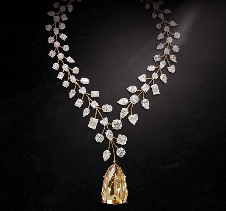 colier diamant l'Incomparable