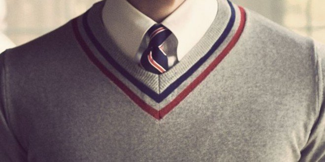 pulover+camasa+cravata