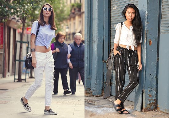 top cropla moda
