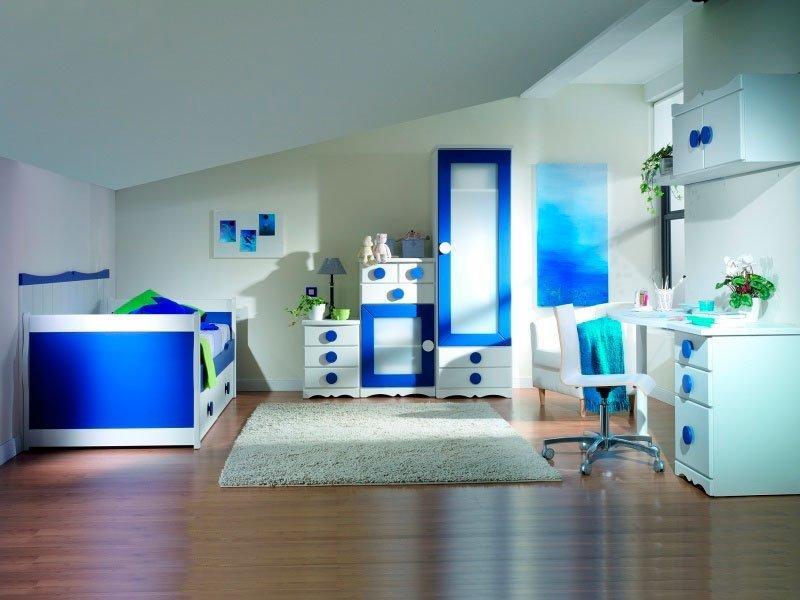 camera copii colorata vara