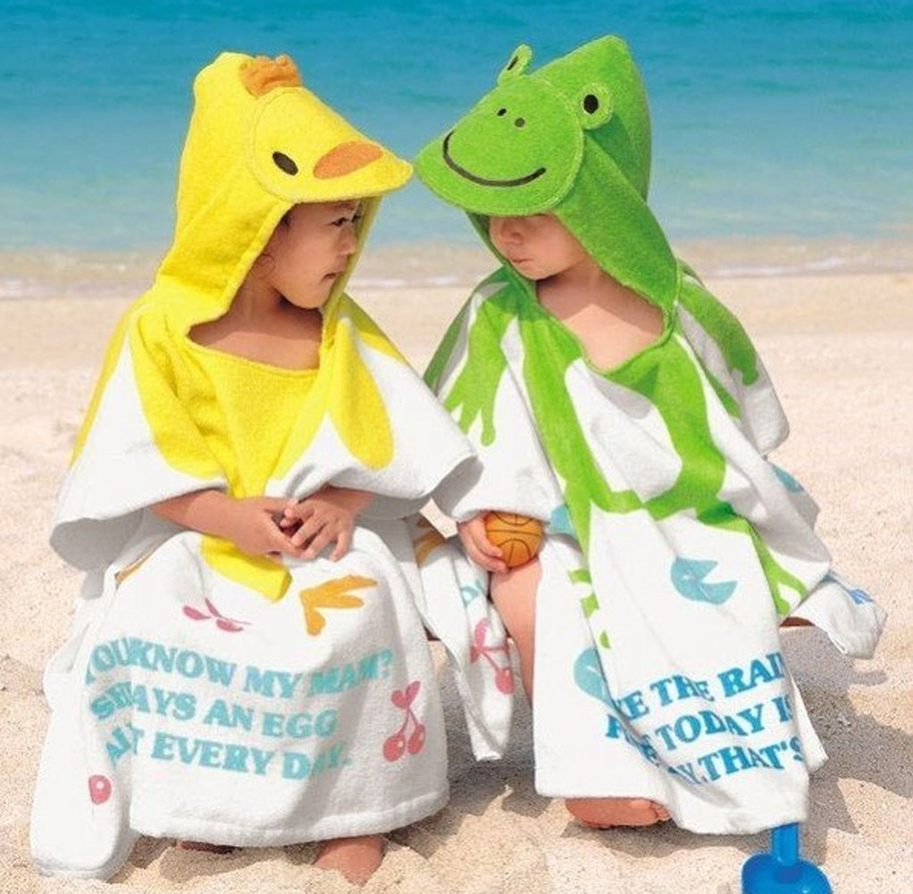 prosop plaja copii