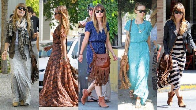 rochii maxi
