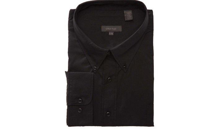 camasi negre barbati