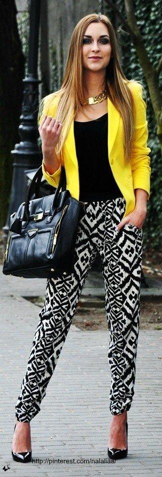 blazer-pantaloni-pijama