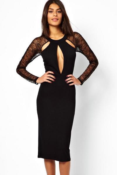 e232-rochie-eleganta-cu-maneci-din-dantela