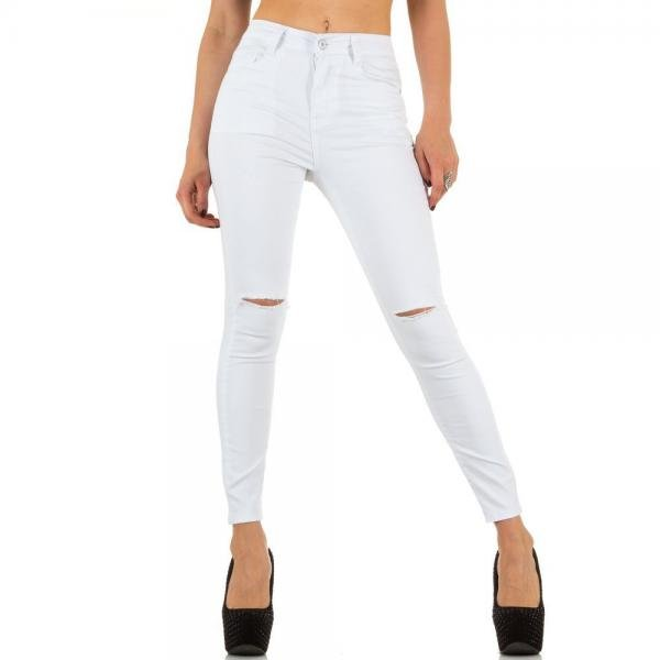 jeansi-skinny-albi-cu-talie-inalta-1