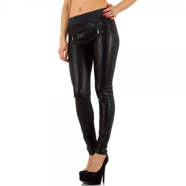 pantaloni-lungi-skinny-cu-partea-frontala-din-piele-ecologica-1