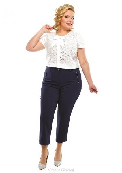 pantaloni-moderni-trei-sferturi-de-culoare-bleumarin-1-1
