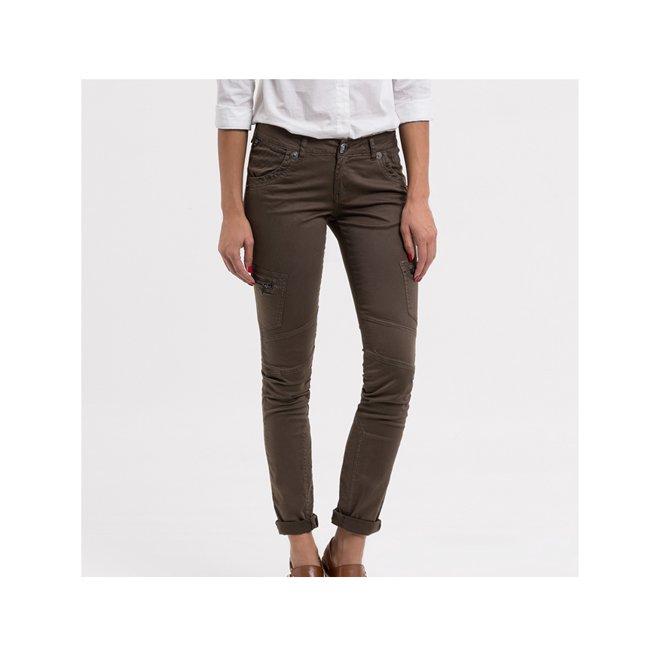 pantaloni skinny cargo