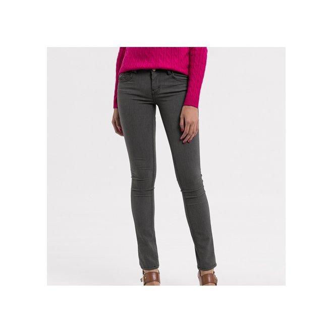 pantaloni skinny gri