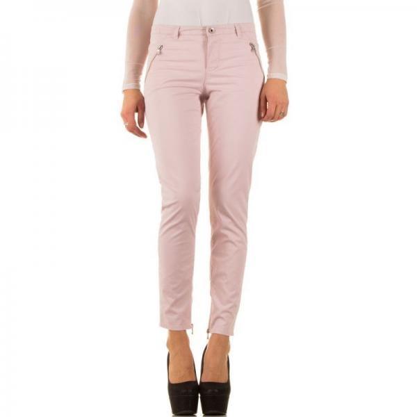 pantaloni-tineresti-de-culoare-roz-cu-talie-inalta-1