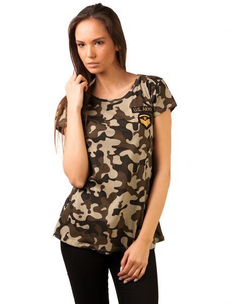 tricou-cu-petice-u-s-army-khaki-brown-zenda