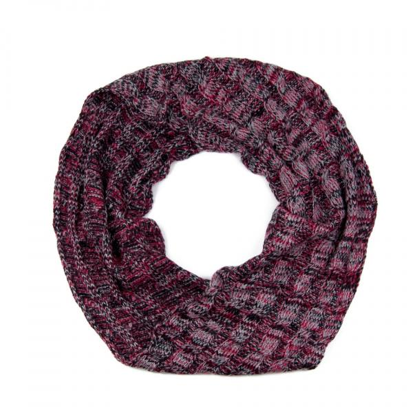 fular-circular-cu-imprimeu-rosu-negru-1