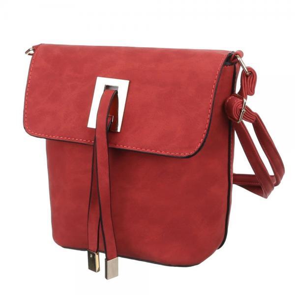 geanta-tip-postas-de-culoare-rosie-cu-detalii-metalice-1