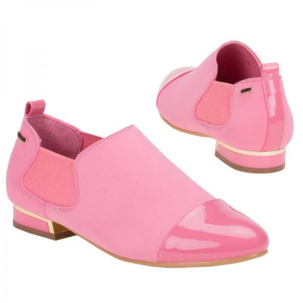 pantofi-casual-de-culoare-fuchsia-cu-insertii-elastice-1