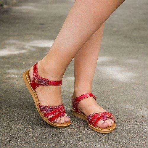 sandale-dama-piele-dixie-rosii-cu-talpa-joasa-modlet
