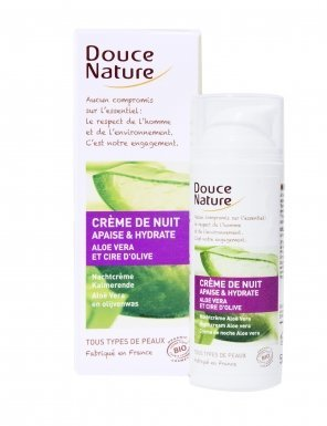 crema-de-noapte-hidratanta-doucenature-cu-aloe-vera-eco-50ml-doucenature