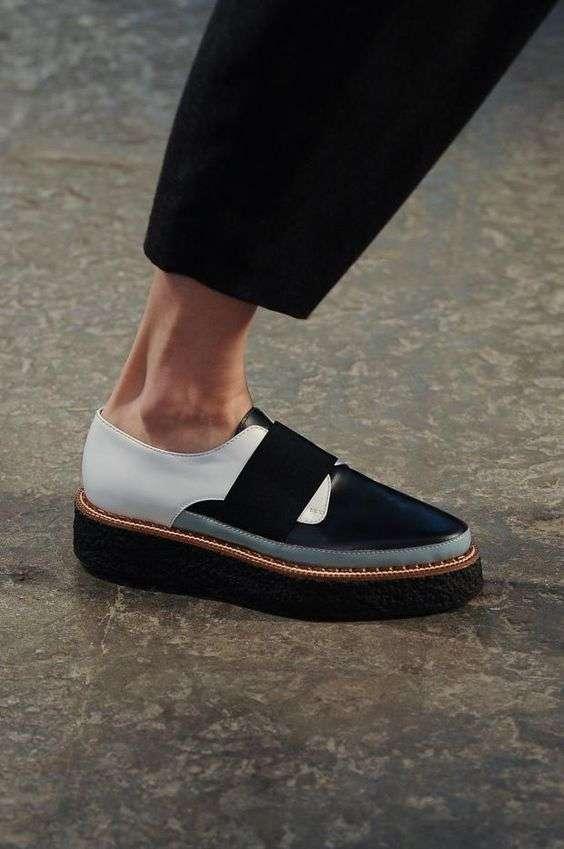 pantof-bicolor-cu-platforma