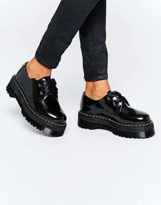 pantofi-negri-platforma
