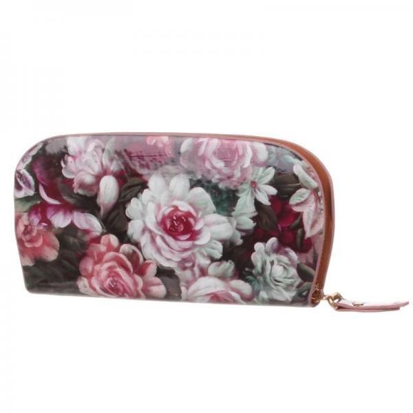 portofel-cu-imprimeu-floral-margine-rotunjita-si-fermoar-metalic-1