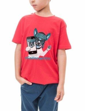 tricou-selfiemachine-red-trendzilla