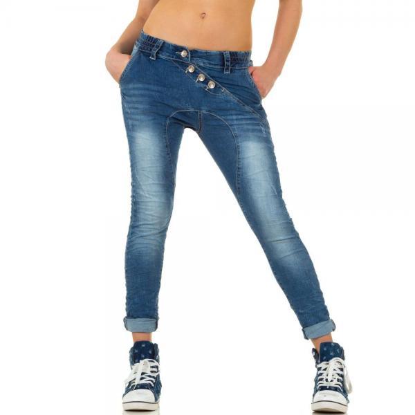 jeansi-moderni-albastri-cu-talie-elastica-1
