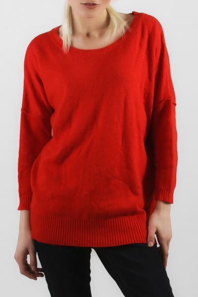 pulover-h-m-rosu-corai