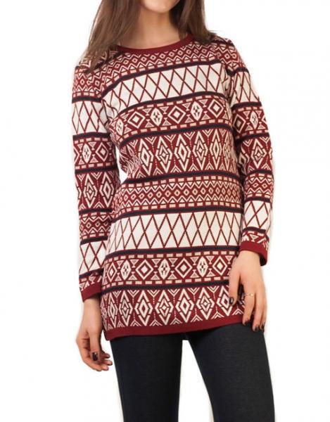 cele mai recente mai ieftin magazin Ce modele de pulovere cu imprimeu damă se poartă în 2017 ...