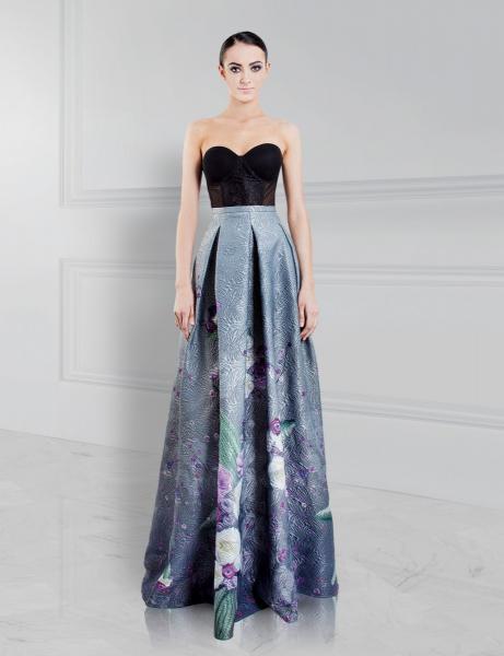 rochie-multicolora-cu-corset-in-contrast-o-blanc-o-blanc