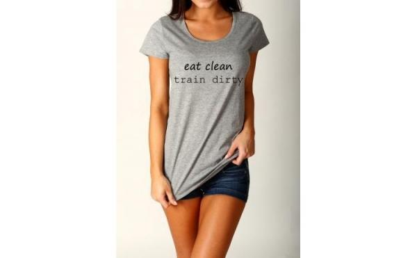 tricou-dama-gri-eat-clean-train-dirty-la-doar-65-ron-in-loc-de-130-ron-rby-trends-fashion