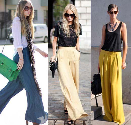 pantaloni elegant