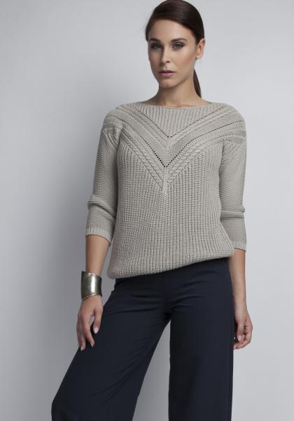 pulover-tricotat-de-culoare-gri-1