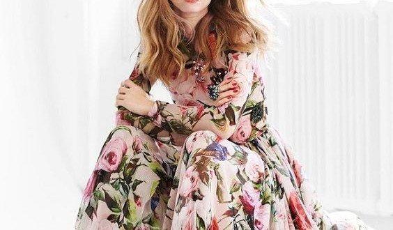 rochie imprimeuri
