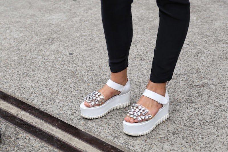 tendnte sandale