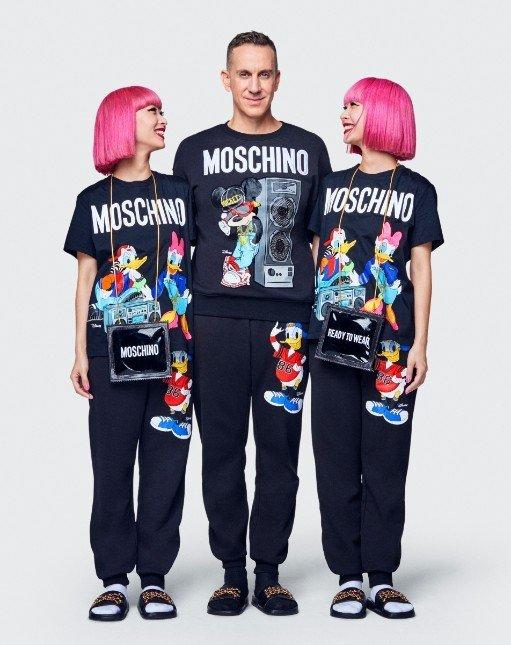 Colectia Moschino x H & M 2018
